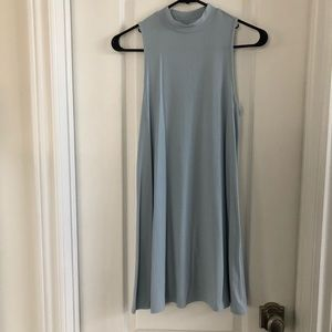 Topshop halter neck dress